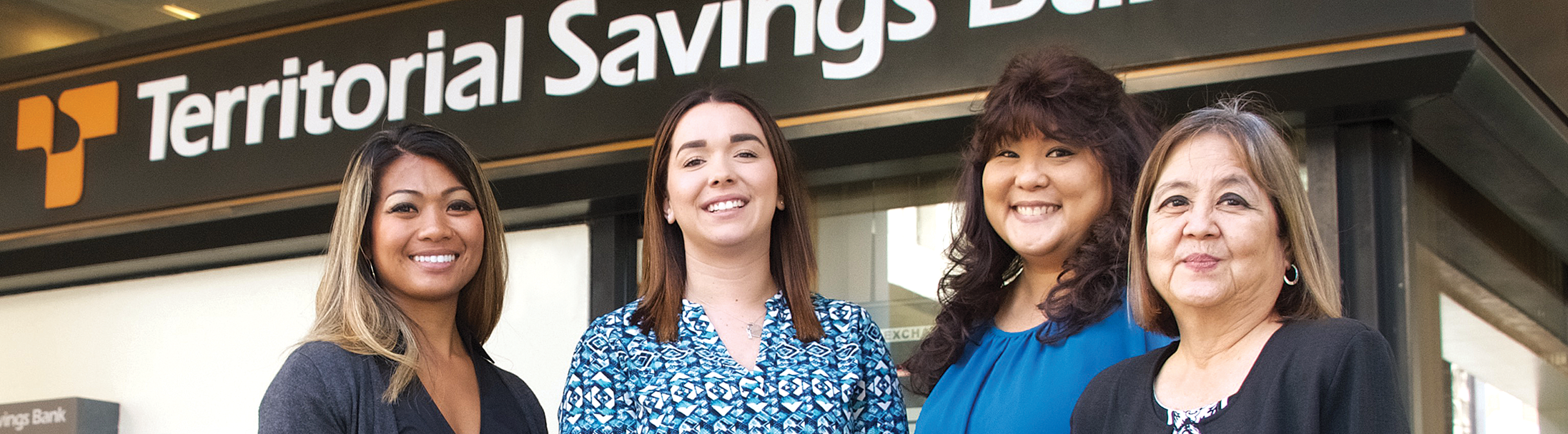 Territorial Savings Bank Staff